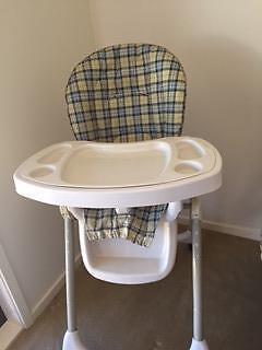 High Chair Weston Weston Creek Preview