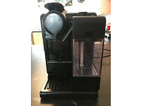 De'Longhi Nespresso EN550.B Lattissima Touch Automatic Coffee Machine - Black