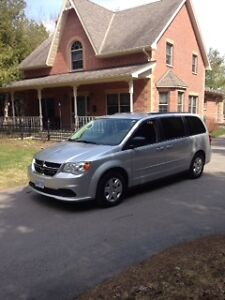 2011 Dodge Grand Caravan Minivan, Van