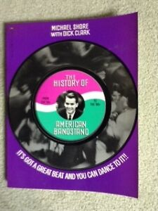 The History of American Bandstand, Michael Shore with Dick Clark