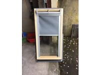 VELUX Window and Blind