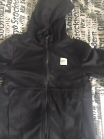 Nike Air Tracksuit Top Black Age 10-12
