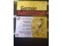 GERMAN LANGUAGE TEXT BOOKS