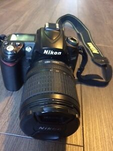 Nikon D90 with 18-105mm lens