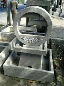 BALI WHEEL WATER FEATURE NEW WITH PUMP Gosnells Gosnells Area Preview
