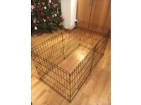 Puppy Pen / Fenced enclosure