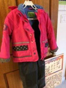 Winter  jacket girls 4-5 years West Island Greater Montréal image 1