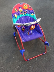 Fisher Price Chair/Rocking Chair