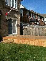 OUTDOOR OASIS FENCE & DECK COMPANY