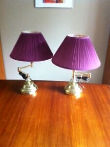 2 - table lamps