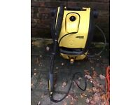 Karcher 4B 4040 Electric Presssure Washer, Works Well, All attachments supplied