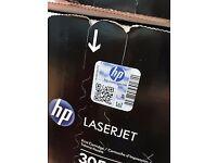 HP Laserjet Toner Cartridges - 5 x Black