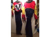 Trident drysuits Adult XL, Child L £25 each ADULT SOLD