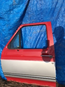 1993 Ford F250 Driver and passenger doors