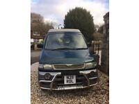 MAZDA AUTO LIFTING FREE TOP BONGO - EXCELLENT CONDITION. GREEN
