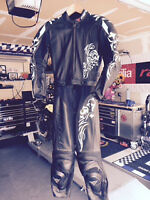 Dainese Ladies Tattoo Two Piece Leathers