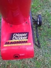 Chipper Chopper garden mulcher Birchgrove Leichhardt Area Preview