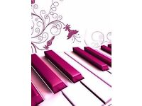 Piano Lessons or Music Theory Lessons for ones of any age. With Experienced Teacher and Musician