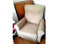 Ikea Ektorp sofa plus matching chair