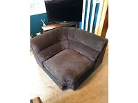 Sofa corner section (only) for sale
