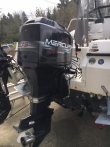 Boat Motor: 1998 Mercury 175HP