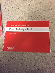 Brand New, Piano Technique Book ( The Royal Conservatory) $20