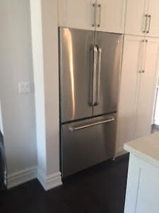 Suite of Stainless Steel Kitchen Appliances Fdge, Ovn, Micro, DW