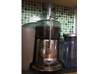 Sage centrifugal juicer by Heston Blumenthal