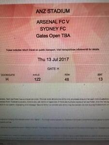 Arsenal vs Sydney FC Canberra City North Canberra Preview