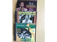 Sinatra,Dorsey, Shaw, Hermann Music CD's - Hope,Crosby, A & others Comedy CD's,
