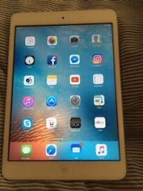 Apple iPad mini 16gb silver wifi