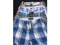 Mens Shorts 30in waist x 5 - American Eagle - £10 the lot