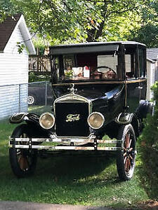 Voiture de collection Ford 1923