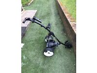MOTOCADDY S1 DIGITAL Electric Golf Trolley with brand new battery