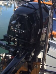9.9 Outboard Engine and RIB