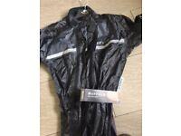 Motorcycle rain suit, Buffalo, textile, Size L
