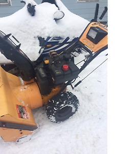 Brute 10.5hp 30 inch snowblower