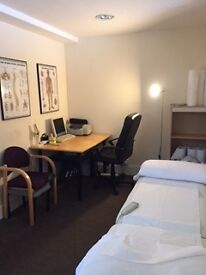 Room to rent in Physiotherapy Clinic - Bushey