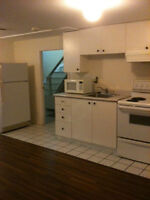 1 Bedroom Basement Apartment for Rent in Richmond Hill
