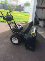 10.5 HP Snowblower for sale