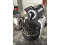 NESPRESSO MAGIMIX COFFEE MAKER WITH ELECTRIC MILK JUG