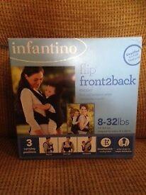 Infantino front2back carrier