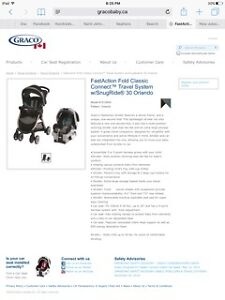 STROLLER/CARRIER/CAR SEAT COMBO