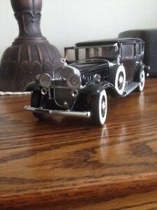 Franklin Mint 1:24 scale 1930 Al Capone's Cadillac