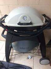 Weber Q2200 with Trolley, Cover, Gas Bottle BARGAIN Mosman Mosman Area Preview
