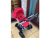 Quinny Buzz Xtra Pushchair/Pram
