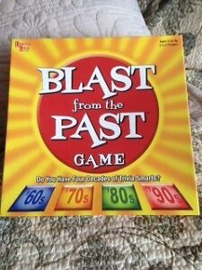 Games Blast from the Past