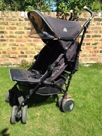 Maclaren Techno XT buggy in good used condition