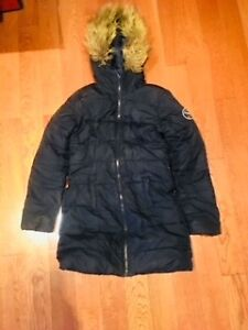 Abercrombie & Fitch Girl's Parka. Size M