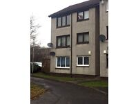 One bed unfurnished flat to let in North Cardonald G52 2LX